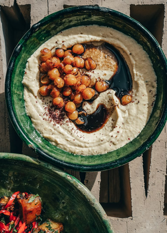 houmous libanese food habibi