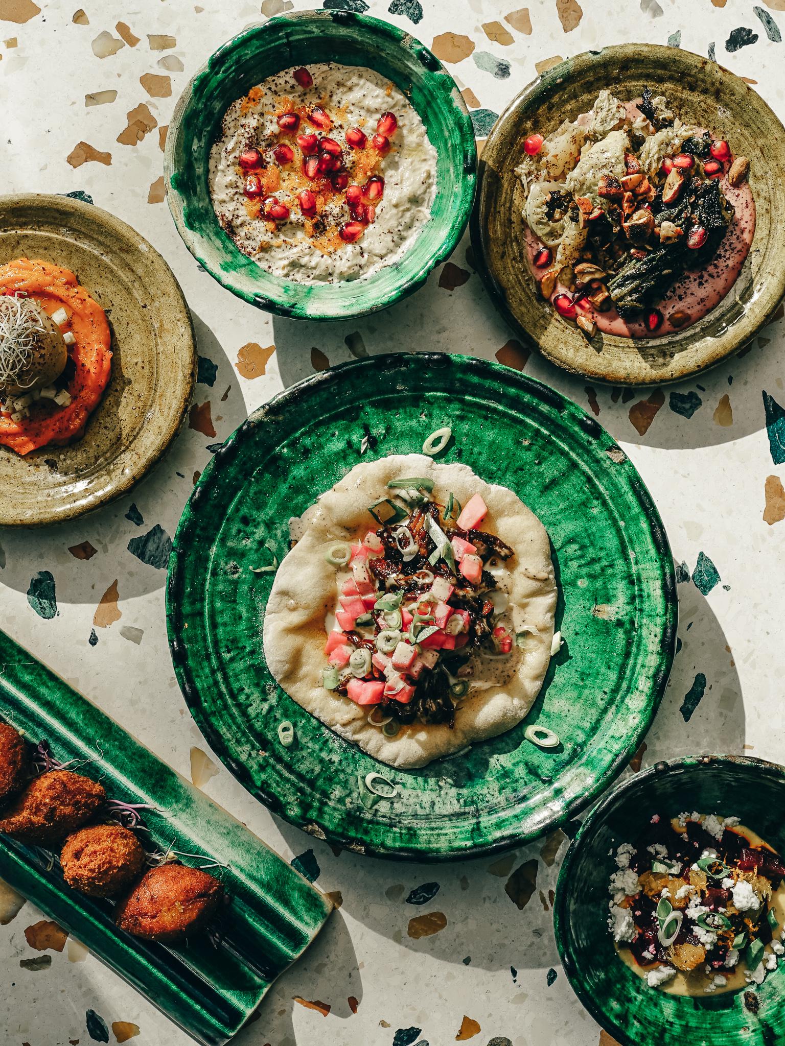 libanese food habibi brussel