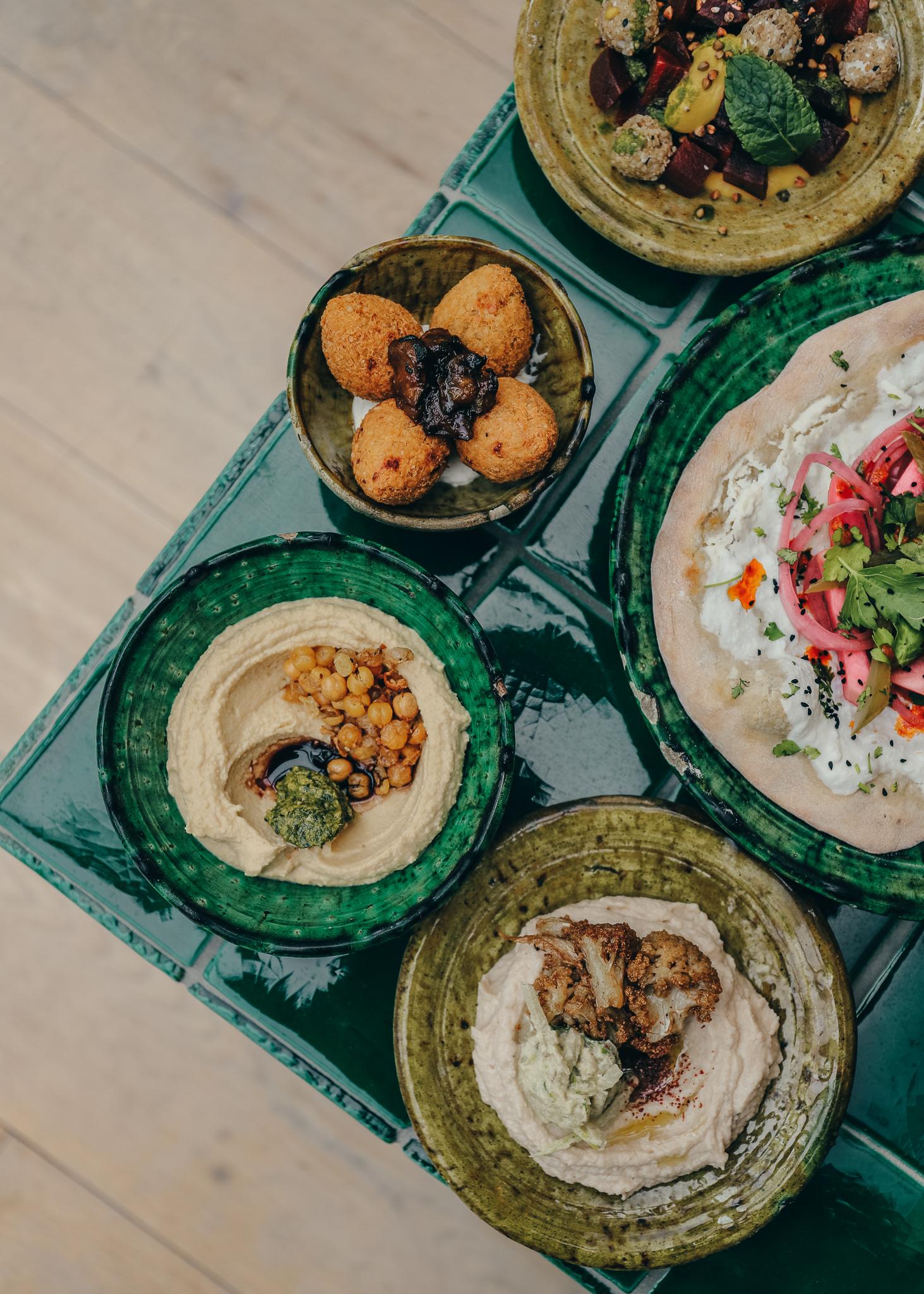habibi brussel libanese food
